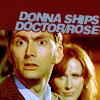 Ali: donna ships doctor/rose