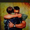 Kaz: Hug (Cam/Teal'c)