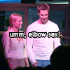 love_is_epic: KB/JD elbow sex