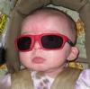 Naomi in Sunglasses