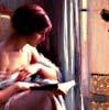 read by window