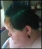 Green Fauxhawk
