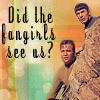 dunderklumpen: TOS_Did the Fangirls see us?