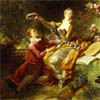 fragonard love crowned