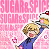 Kokoro ♥: Ouran - Honey (Sugar & Spice)