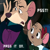great mouse detective basil pass-it-on