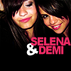 amazing ariel. :]: demi and selena 2