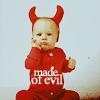 misc } evil baby.