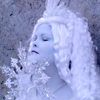 Snow Queen blue
