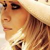 tallie: mk olsen: hat closeup