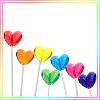 portland rainbow lollies