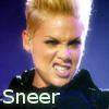 Becky: Sneer