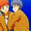 Mini: Issei/Shirou