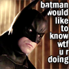 Pamela: Batman WTF