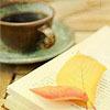 Books - tea leaves