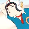 Mr. Blue Sky: Speed Racer - Duh HUH