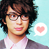Domyouji Love: Matsujun - Glasses <3