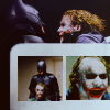 gallifaerie: Batman - The Bat and The Joker