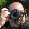 camera, smile!, eye
