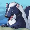 realistic_skunk