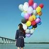 adventures in ashleyland: balloons