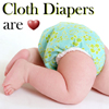 cloth diapers are love