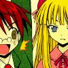 Shocking Others - Eva and Negi