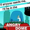 Futurama: angry dome