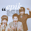 She leanss: Epik High