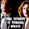 XF OMG Skinners Running Nakkid