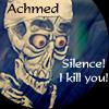achmed silence