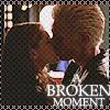 Buffy & Spike broken moments