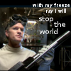 dr horrible - freeze ray