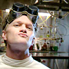Dr. Horrible - mugging for the camera