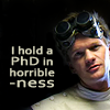 Dr. Horrible/Ph.D.