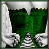 The Morrigan: corset