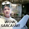 Dr. Horrible -sarcasm