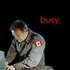 SGA - McKay Busy