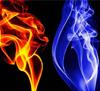 пламя в пустоте