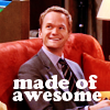 HIMYM - Barney - Awesome