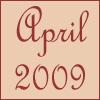 April 2009 Due Date Community