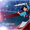 Mulan! My hero. / ushitora_icons
