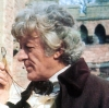 Doctor Who- Third Doctor (Jon Pertwee)
