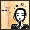 Vik(toria): [NANA] nana osaki // yay happy yay