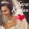 Sara - Wedding -Double Heart