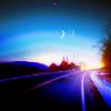 רותם שחר (Ro): road 1