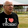 Michael Fish hearts techno