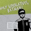 BM. Holy Robin.