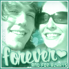 love » forever and for always