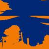 СинеОраньжевые